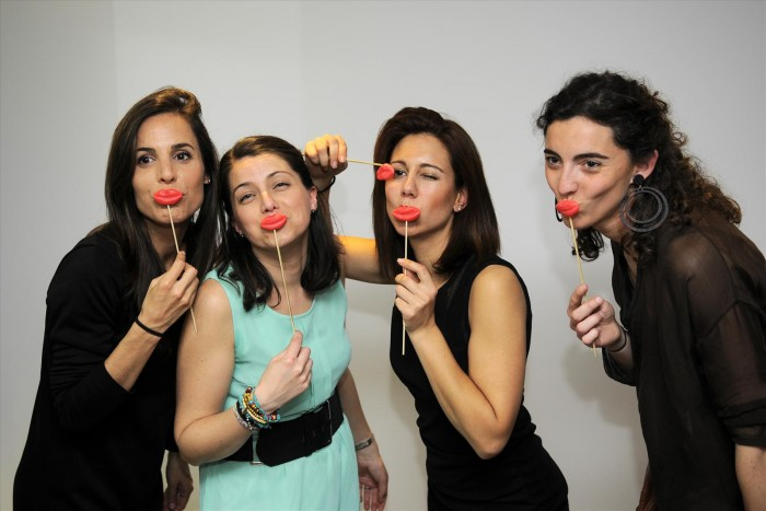Beauty party, fiesta de belleza para despedidas